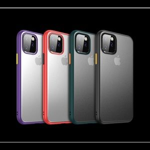 iPhone 11, 11pro Max case + screen protector